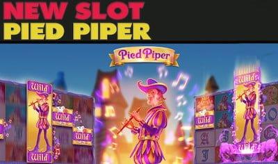 Pied Piper Slots Quickspin