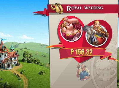 Royal Wedding Bonus