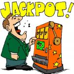 Winning the Jackpot