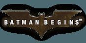 Batman Begins Large Logo