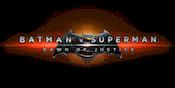 Batman v Superman Large Logo