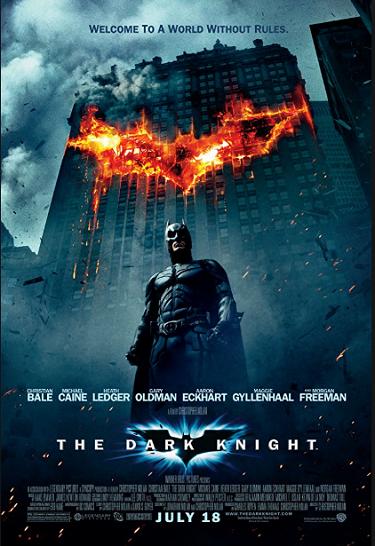 Dark Knight Official Movie Poster