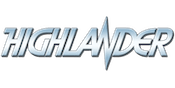 Highlander Slots Large Logo