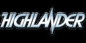Highlander Slots Large Logo