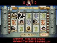 Holy Grail Slots Castle of Britons Free Games