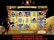 Holy Grail Slots Cave of Caerbannog Free Games