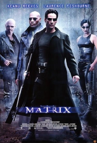 Matrix Offical Movie Poster