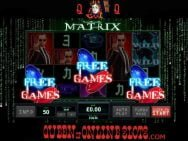 Matrix Slots Free Games Triggered