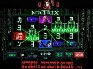 Matrix Slots Reels