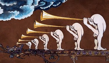 Monty Python Holy Grail Trumpets