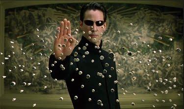 Neo Matrix Scene