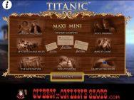 Titanic Online Slots Bonus Features