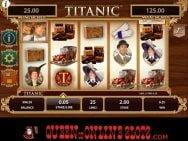 Titanic Online Slots Reels