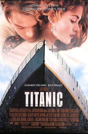 Titanic Original Poster