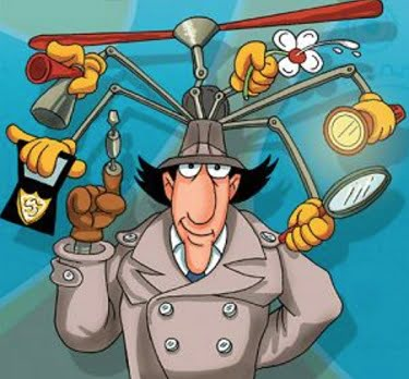 Inspector Gadget and His Gadgets