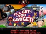 Inspector Gadget Slots Claw Fist