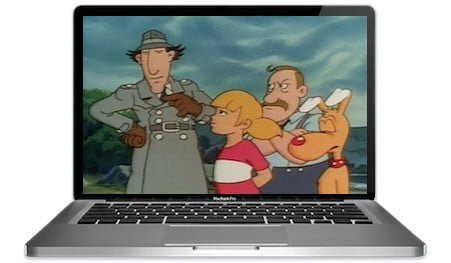 Inspector Gadget Slots Main Image