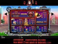 Inspector Gadget Slots Paytable