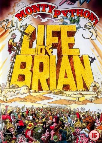Monty Python LIfe of Brian Official Movie Poster