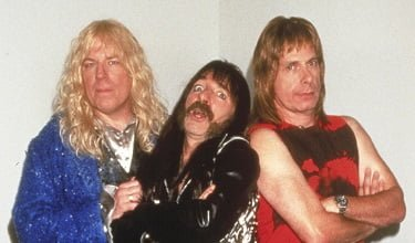 Spinal Tap Cast