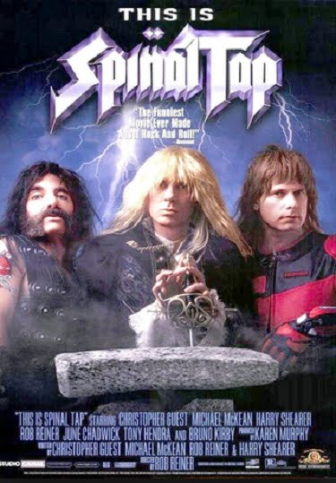 This is Spinal Tap Original Movie Poster