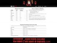 Trada Casino Banking Information
