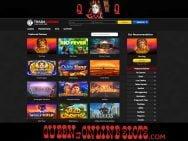 Trada Casino Featured Games