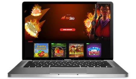 Wild Slots Casino Main Image