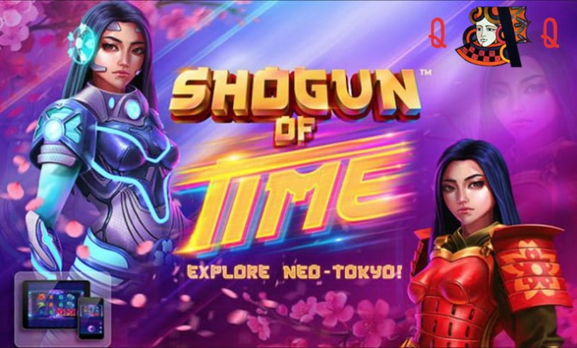 New Slot Game Shogun of Time