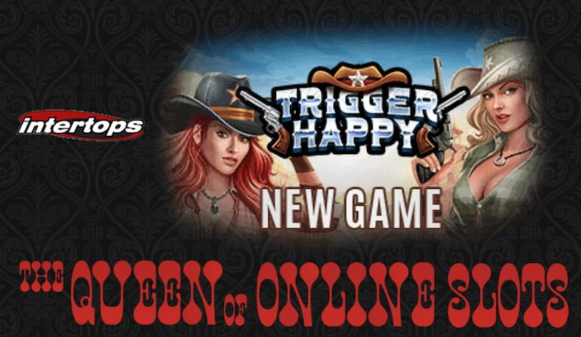 Free Spins for Trigger Happy Slots at Intertops Casino