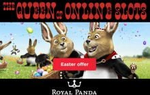 Free Spins at Royal Panda Casino for Easter 2019