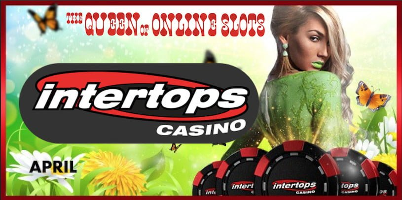 Free Spins for Enchanted Garden at Intertops