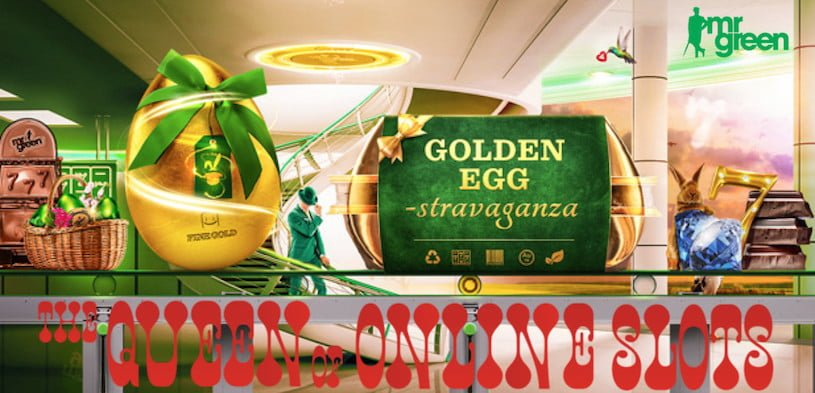 Mr Green Golden Egg Stravaganza