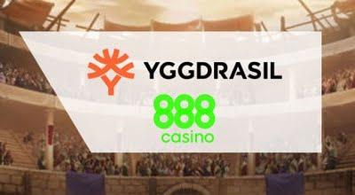 Yggdrasil 888 Casino Image