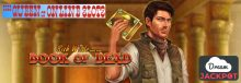 Free Spins for Book of Dead Slots at Dream Jackpot Casino