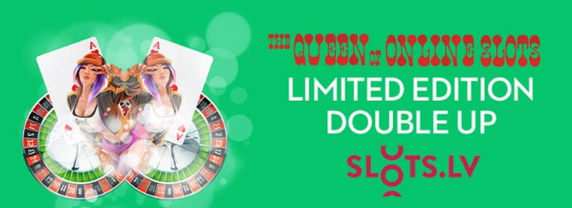 Slots.lv Double Up Bonus