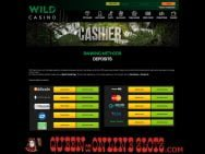 Wild Casino Deposit Methods