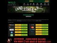 Wild Casino Deposit Methods