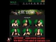 Wild Casino Live Casino