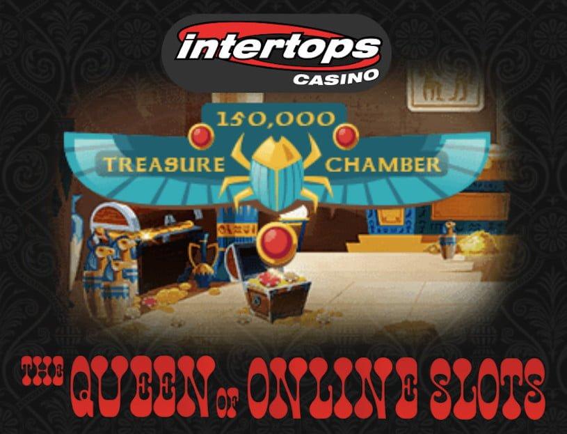 $150,000 Treasure Chamber Promotion at Intertops Casino
