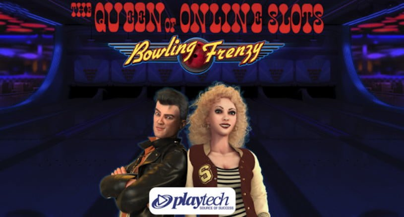 Bowling Frenzy Slots Launched from Playtech