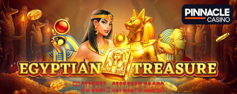 Egyptian Slots Tournament at Pinnacle Casino