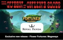 Exclusive Release Flower Fortunes Megaways