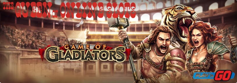 Game of Gladiators Slots from Play'n Go Now at Select Online Casinos