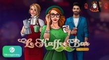 Le Kaffee Bar Slots Released