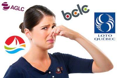 Provincial Lottos Stink