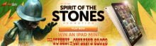 Spirit of the Stones Promotion at WildSlots