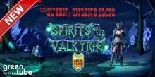 Greentube Releases Spirit of the Valkyrie Slots