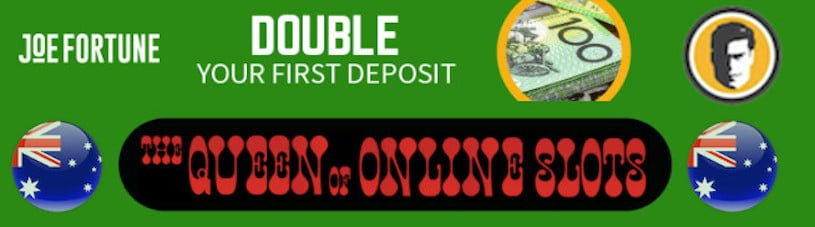 Joe Fortune Australian Online Casino will Double Your Deposit