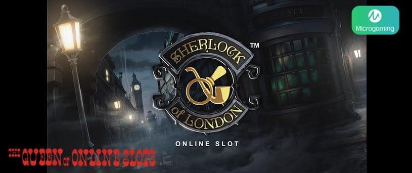 Microgaming Launches Sherlock of London Slots